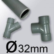 Tube/Raccord 32 mm