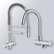 Robinet Mitigeur Design 3 Voies Waterconcept