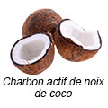 Charbon actif haut de gamme - Noix de coco