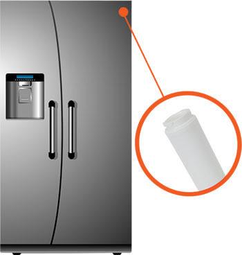 filtre crystal filter crf8001 compatible maytag. Black Bedroom Furniture Sets. Home Design Ideas