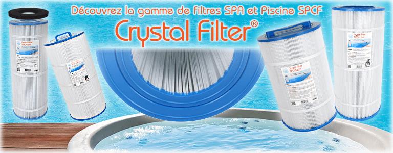 Large gamme de filtres pour Spa et Piscine