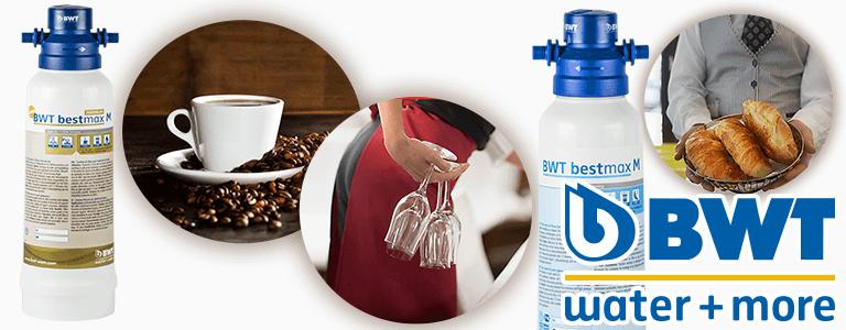 La meilleure eau pour le secteur HORECA - Hotellerie / Restauration / Café